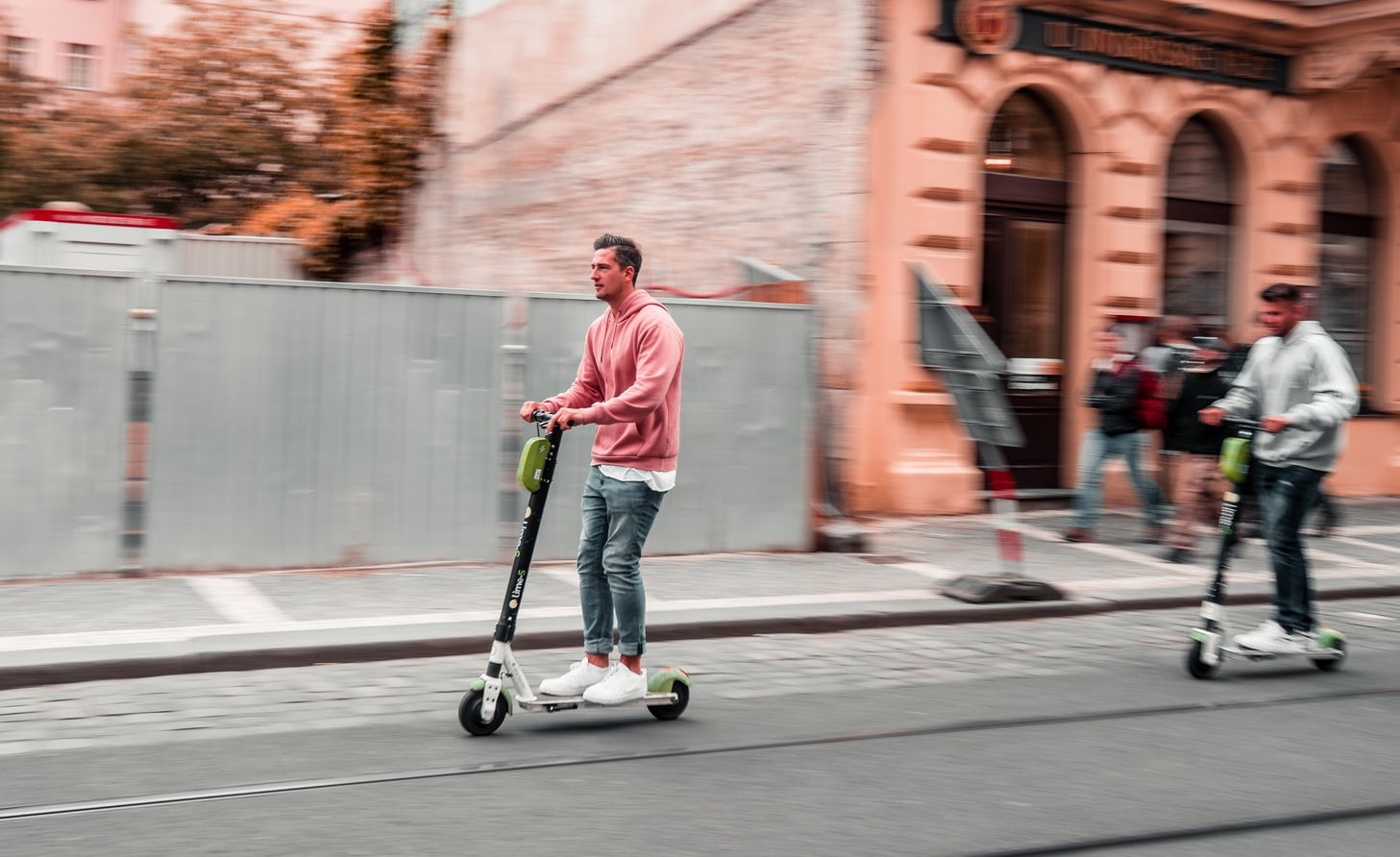 scooters, micromobility, transport
