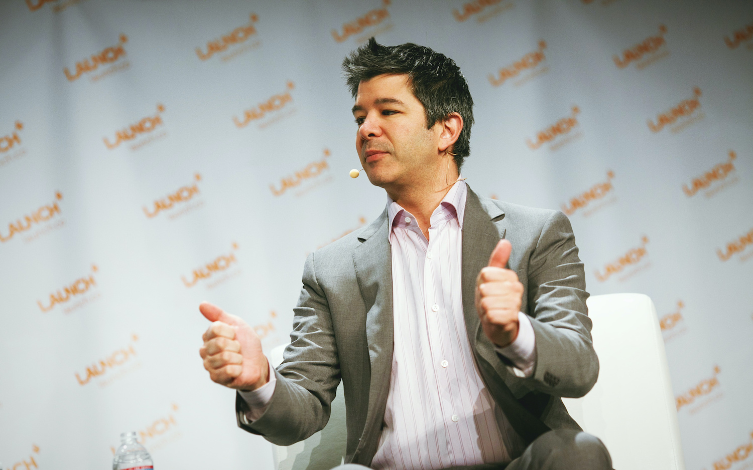 Travis Kalanick, Smart City Kitchens