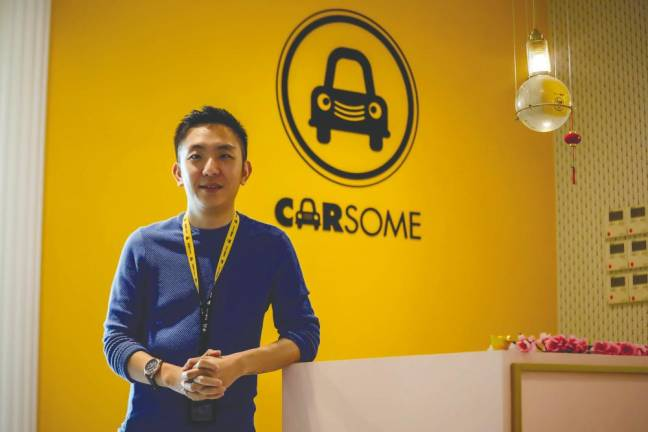 Eric Cheng, Co-Founder and Chief Executive Officer, Carsome Group