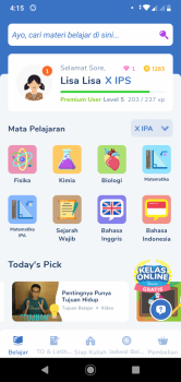 Pahamify App Student View