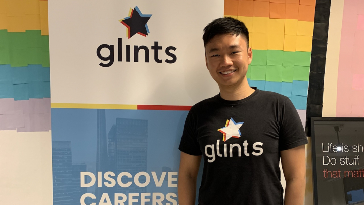 Oswald Yeo, Co-Founder and CEO of Glints