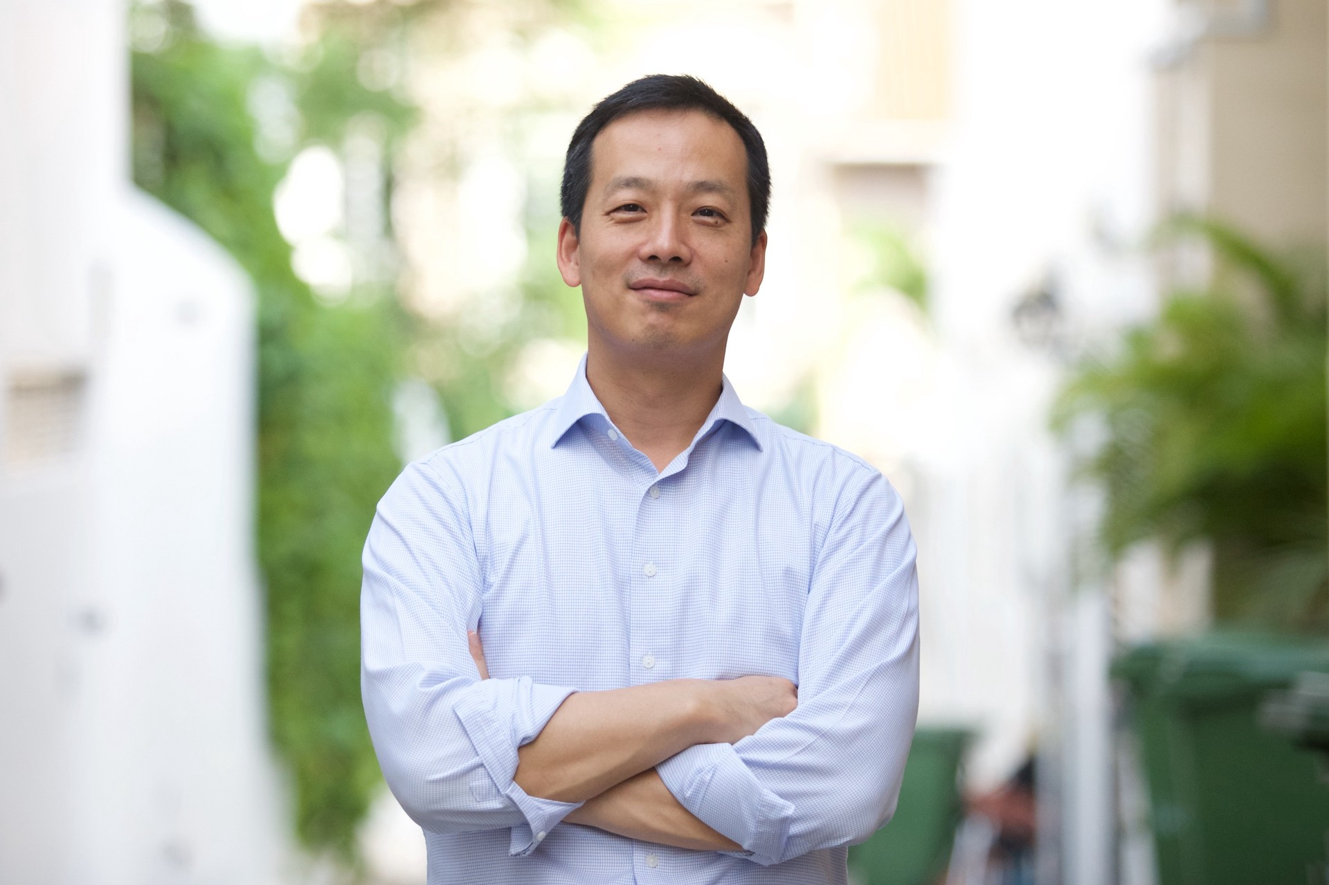 Samuel Rhee is the Chairman & Chief Investment Officer, Endowus